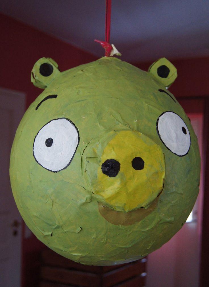 Angry Birds pinjata