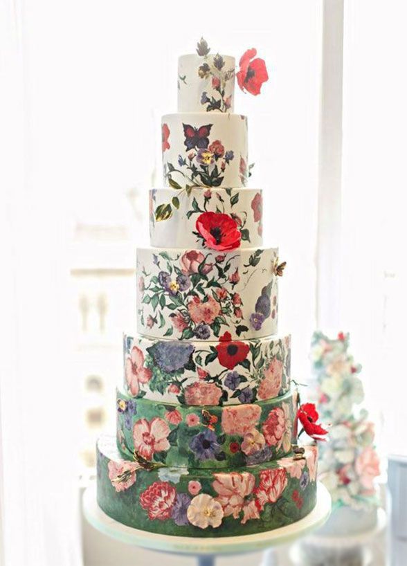 17 Wedding Cakes That Will Make You Forget All Other Cakes