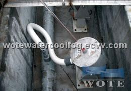 Fountain nozzle Laminar nozzle (Small large giant size laminar nozzles) - China landscaping nozzle, coolfog laminar nozzle