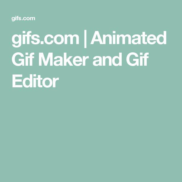 gifs.com | Animated Gif Maker and Gif Editor