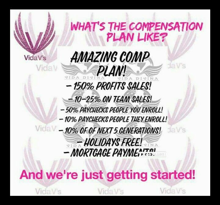 Best compensation plan out there ❤  Contact me for more info ❤