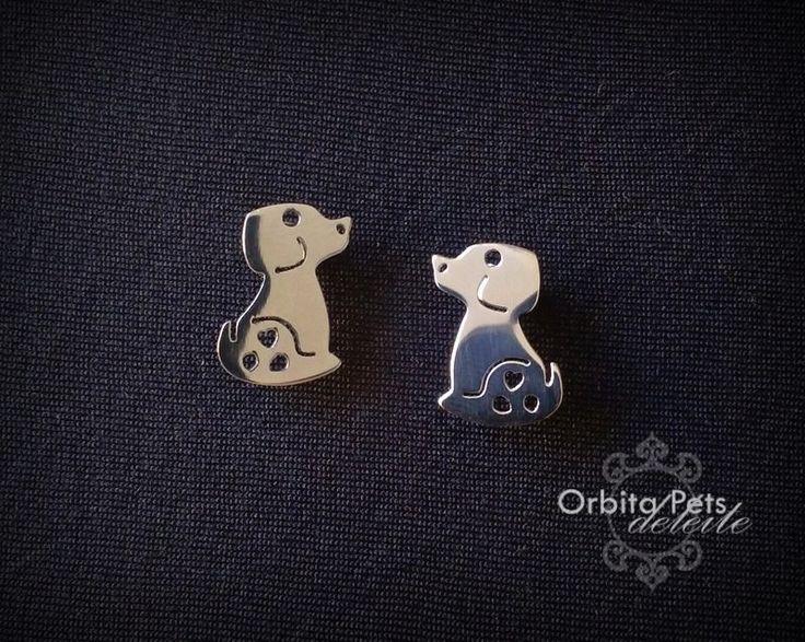 Aros Perros $6.500.- Obtenlo en www.facebook.com/... #collar #hueso #Chile #perro #gato #joya #mascotas #venta #CatLover #DogLover