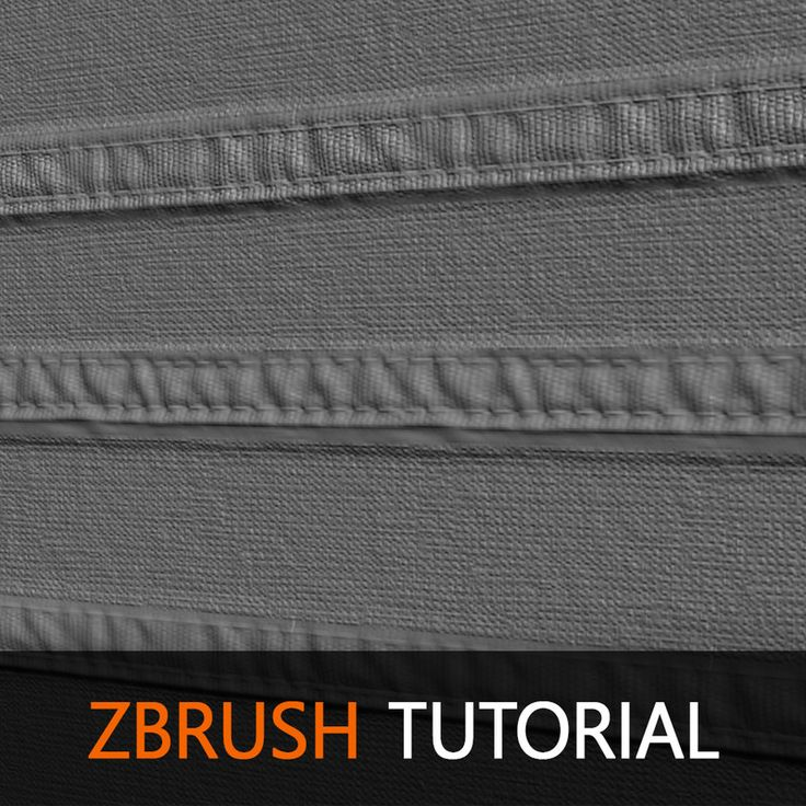 The seams are usually very complicated when working the clothing in ZBrush, because there's very few resources and requires patience. On this quick tutorial you will learn to create your own seam alpha maps from any image or photograph. To create the map we will use: ShaderMap (make the displacement map), Photoshop (work the alpha map), and ZBrush (to apply to a 3D object).  Download brush FREE for everyone: https://gum.co/nfavw  Enjoy!