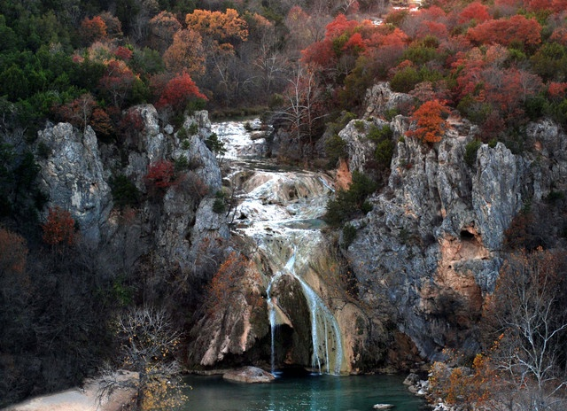 oklahomaAmazing Beautiful, Dorm Places To Go, Oklahoma Mi, Nature, Fall Baby, Oklahoma Places To Go, Turner Fall, Fall Creek, Awesome Pin
