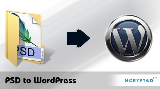 PSD to WordPress, Convert PSD to WordPress
