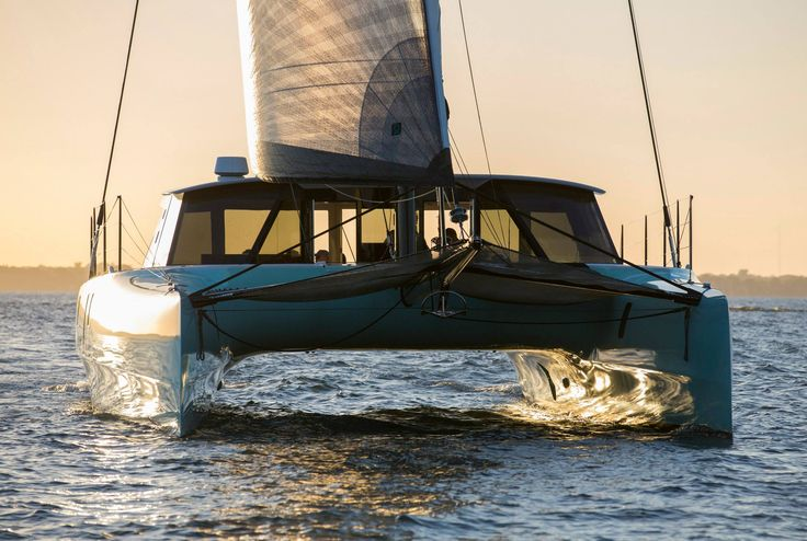 Gunboat 60 - Flow | Gunboat Catamarans. | Pinterest