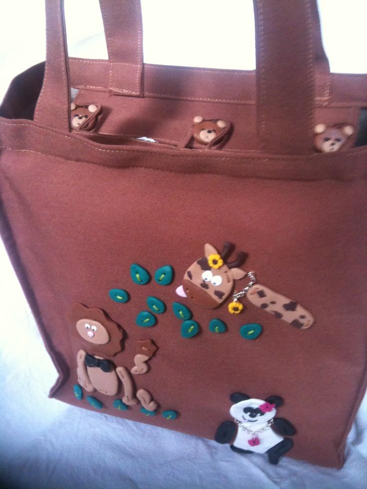 Animal bag :)