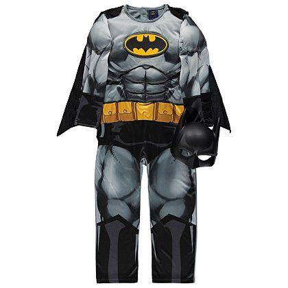 Batman Fancy Dress Costume | Kids | George at ASDA