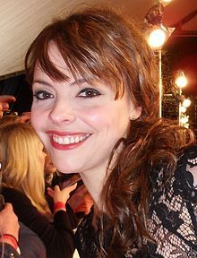 Kate Ford (born 15 June 1977) is an English actress best known for playing the role of Tracy Barlow in the long-running ITV soap opera Coronation Street from 2002 to 2007. Kate returned to Coronation Street on Christmas Eve 2010.