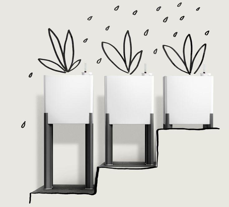 9 best Garten Möbel images on Pinterest Acme furniture, Backyard - cortenstahl innenbereich ideen