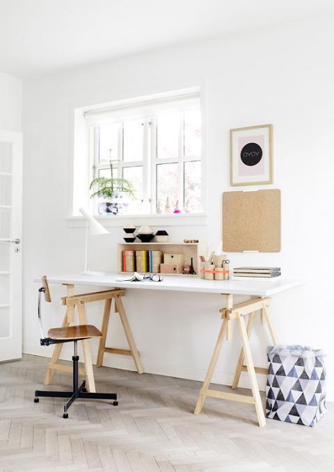 Endlich Ordnung: Ein frisches Konzept für den Schreibtisch
