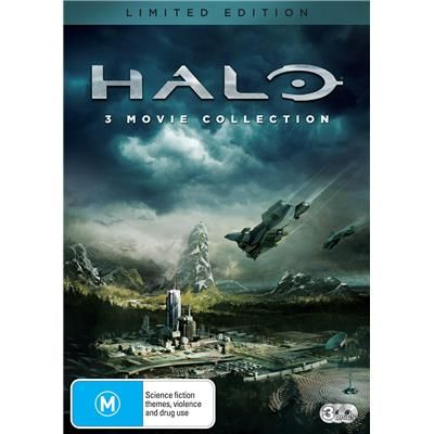 Halo (3 Movie Collection)