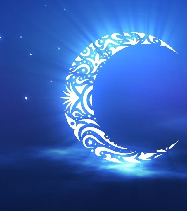 Celtic crescent moon. | Tattoos | Pinterest