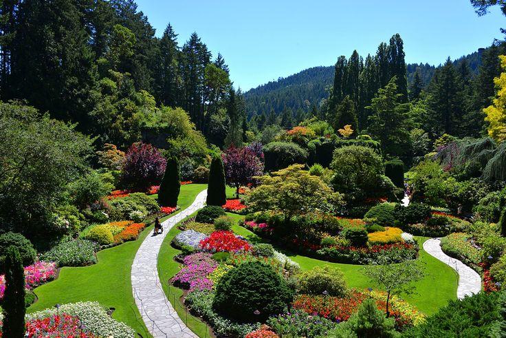Image Result For Butchart Gardens
