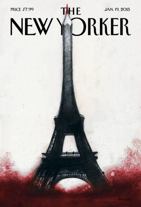 #thenewyorker #JeSuisCharlie