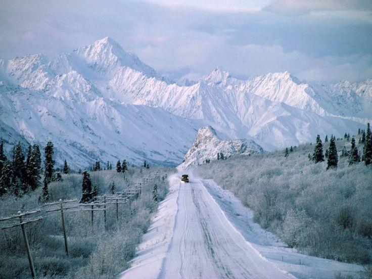 De camino a la Sierra.