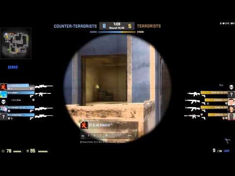 Competitive Highlights | AWP Mirage | Counter-Strike: Global Offensive