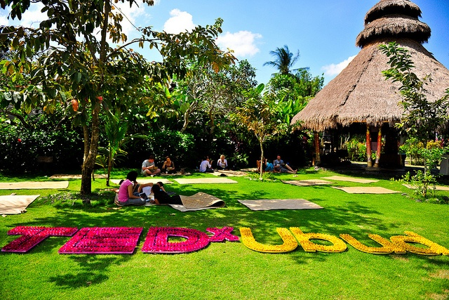 TEDxUbud 2012 at Fivelements by TEDxUbud, via Flickr