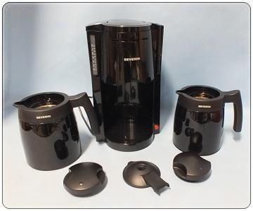 Ekspres do kawy przelewowy Severin KA 9232 800 W