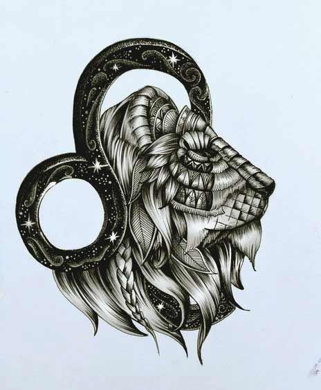 45 Best Leo Tattoos Designs Ideas For Men And Women With Meanings