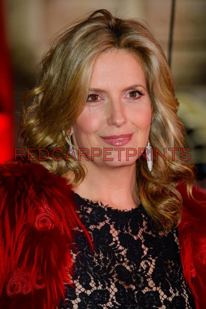Penny Lancaster Poster Picture Photo Print A2 A3 A4 7X5 6X4