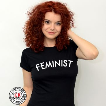 Tricou Feminist