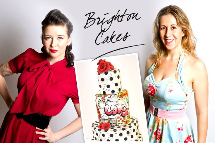 Fay Millar gave up a career as a news editor and created Brighton Cakes with fellow single mum Adele. Now they have big plans for their Miss...
