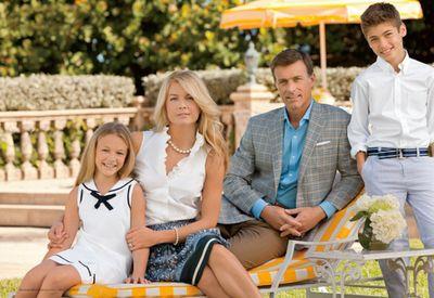preppy family  / lapsed