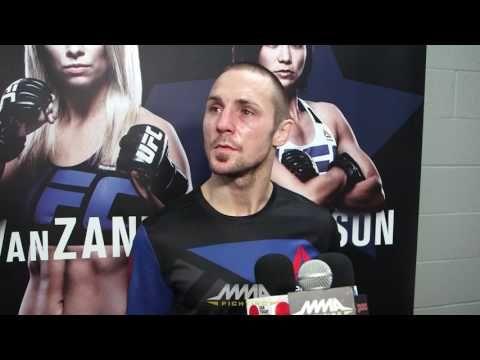 UFC on FOX 22: Eddie Wineland Talks Takeya Mizugaki Win, Resurgence of Career
