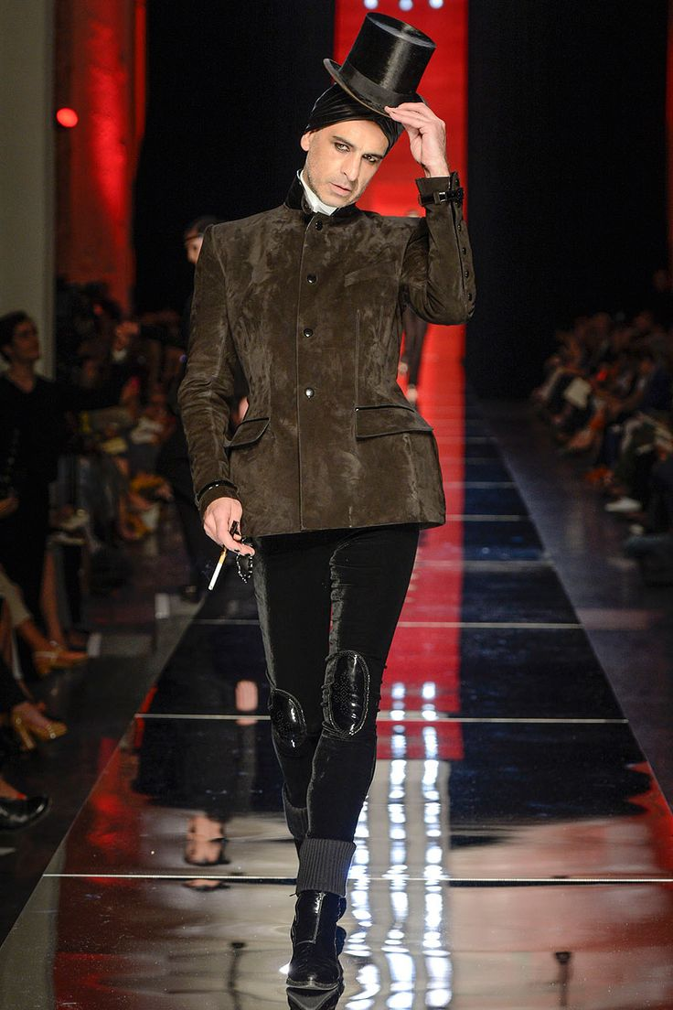 Jean paul gaultier fall 2012 couture fashion weeks models and jean paul gaultier - Age de jean paul gaultier ...