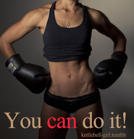 Four powerful words.  Believe and you CAN achieve!