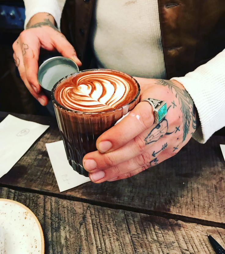 Roamers - Hot chocolate art & brunch in Berlin Neukölln