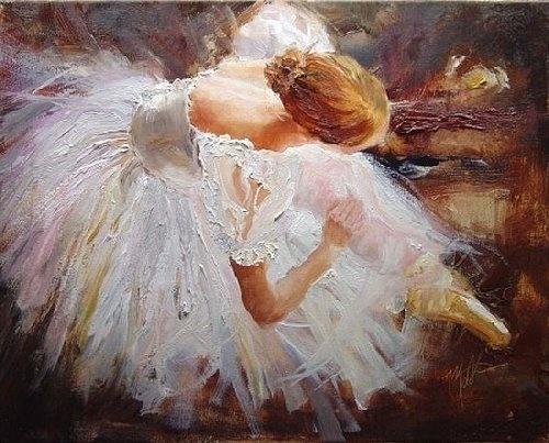 """""""Final Preparations"""" Scott Mattlin, from Denver, Colorado -Oil Painting -"""