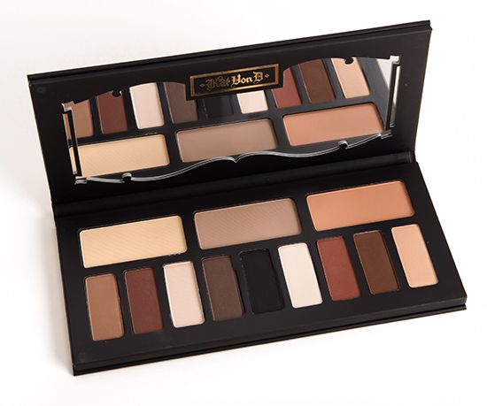 "Kat Von D Shade + Light Eye Contour Palette ($46.00 for 0.60 oz.) includes twelve eyeshadows that are categorized into three ""quads,"" divided between neutral, cool, and warm (supposedly, at least). For the majority of the palette, the eyeshadow formula is consistent: very soft, finely-milled to the point where the shades feel smooth and silky, …"