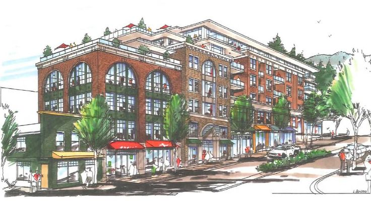 Mixed Use Proposal for Lower Lonsdale Moves to Public Hearing ...