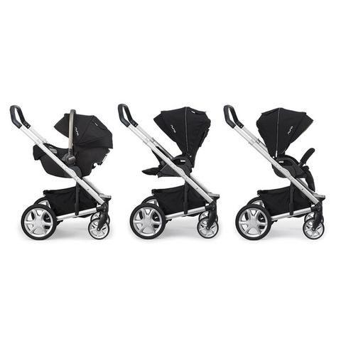 Nuna MIXX Stroller- Multiple Colors- Cute as a Button Baby Boutique