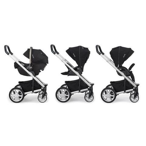 Nuna MIXX Stroller- Multiple Colors- Cute as a Button Baby Boutique