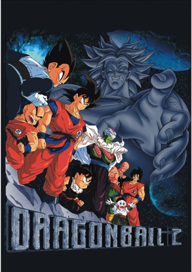 Dragon Ball Z Paper Poster - Z Warriors Vs. Broly @Archonia_US - Visit now for 3D Dragon Ball Z shirts now on sale!