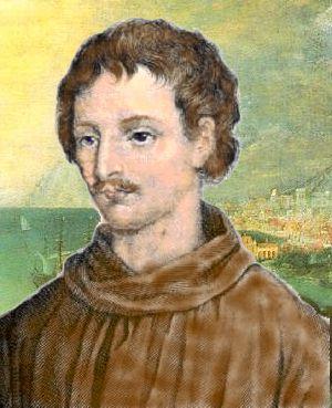 Giordano Bruno, in Chronica