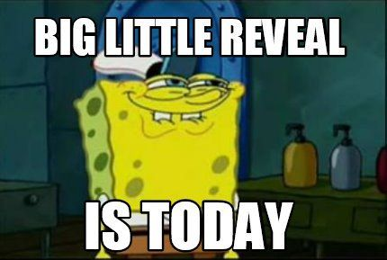 Meme Maker - big little reveal is today Meme Maker!