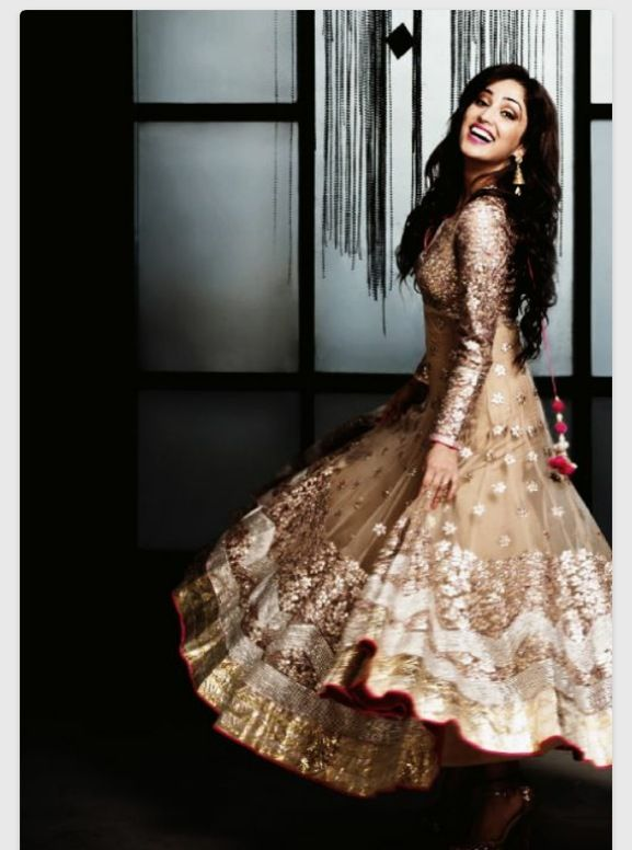 1000 images about indian dress on pinterest punjabi for What kind of shoes to wear with wedding dress