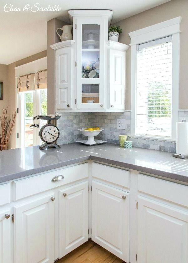Quartz Countertop Colors For White Cabinets Home Decor Projects