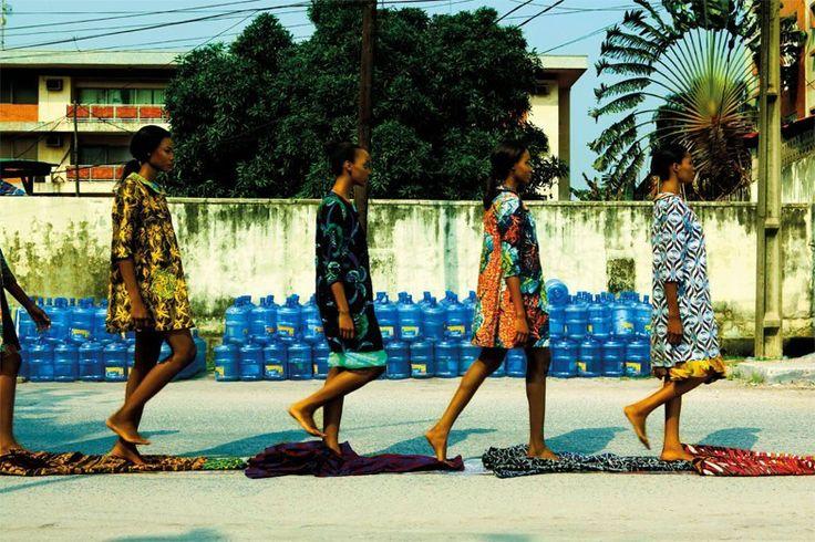 Vogue Italia promoting African Fashion-Tiffany Amber: Africans Fab, Africans Fashion Tiffany, Italian Vogue, Amber Partak, Fashion Tiffany Amber, High Fashion, 466 64 Inspiration, Global Fashion, Fashion Inspiration