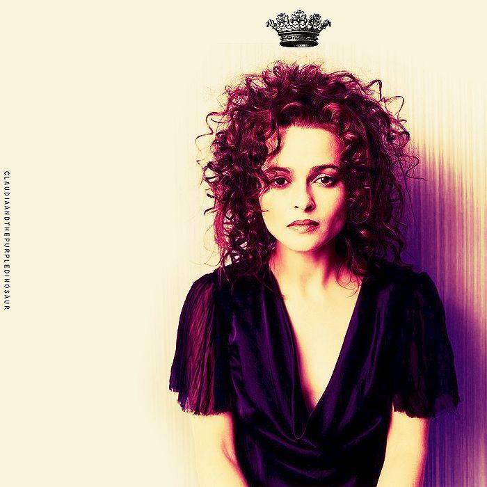 Fan Art of Queen Helena for fans of Helena Bonham Carter.