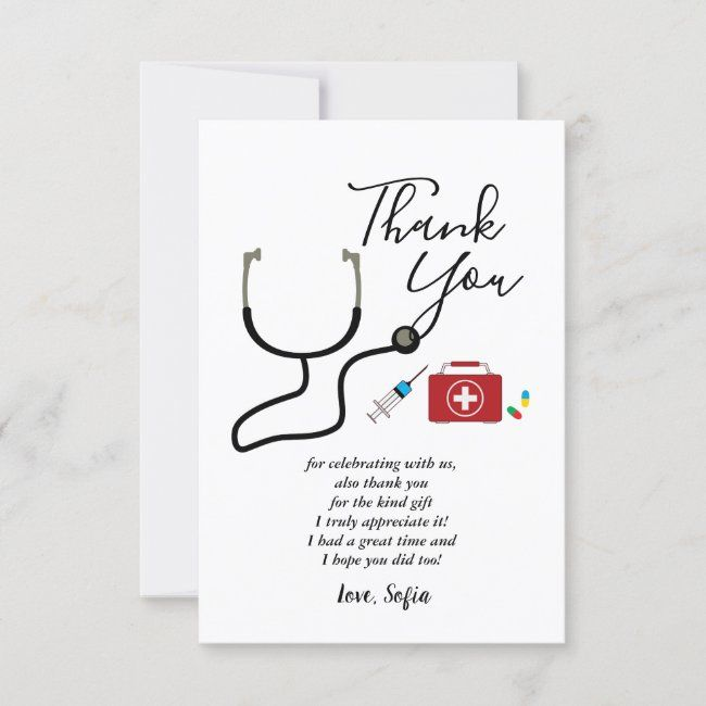 Pin On Thank You Nurse Cards