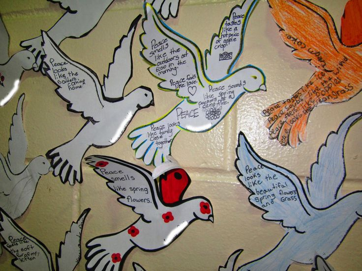 I wanted to share some of our Remembrance Day activities with you. We had our school assembly on Friday, but our remembrance activities h...