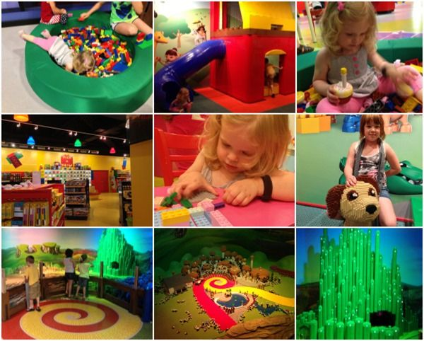 legoland kansas city | ... attractions available at LEGOLAND Kansas City, just too many to list