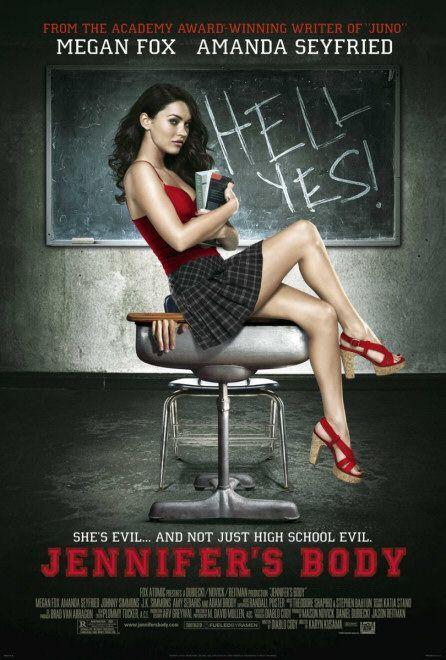 Jennifer's Body Movie Poster #2 - Internet Movie Poster Awards Gallery