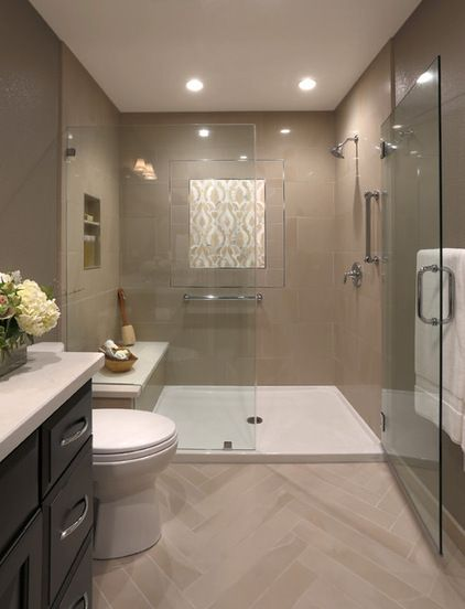 Muebles De Baño Nou Decor:Medium Bathroom Designs