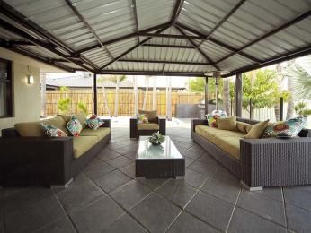 Outdoor living design with verandah from a real Australian home - Outdoor Living photo 101684